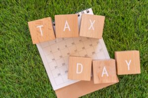 予定納税と減額申請